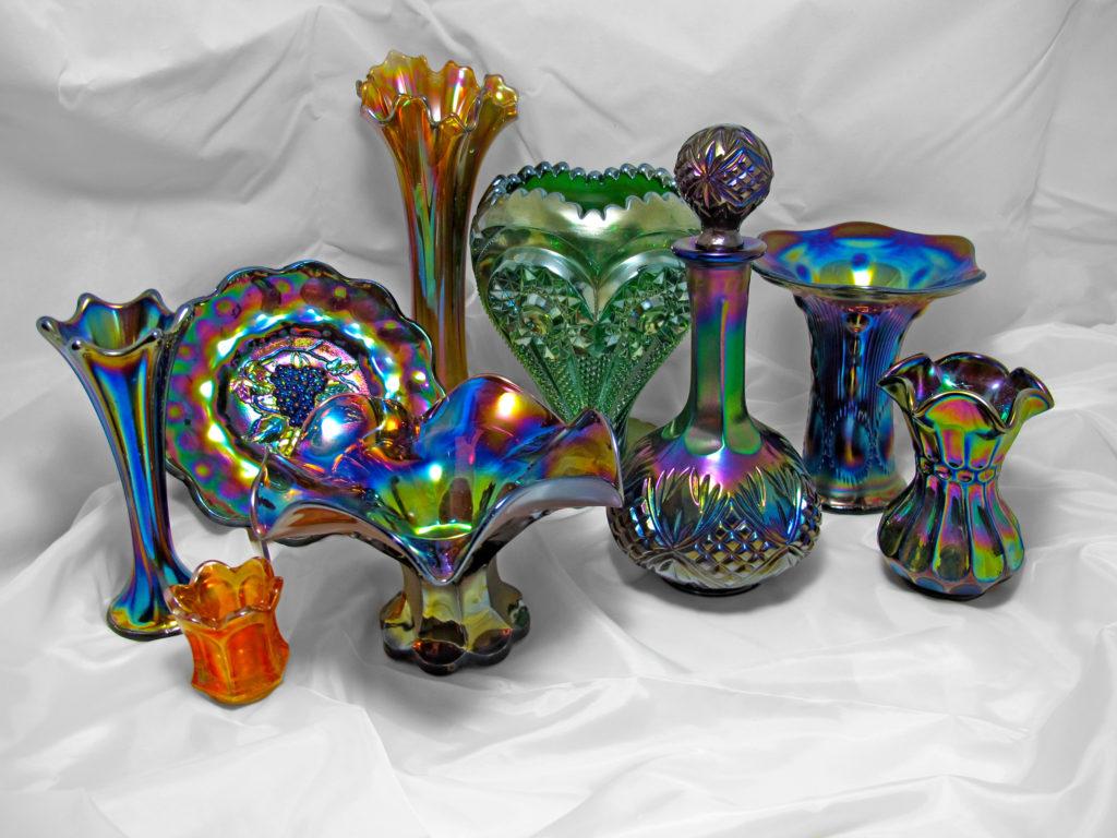 Antique Carnival Glass for sale at CarnivalGlass.com
